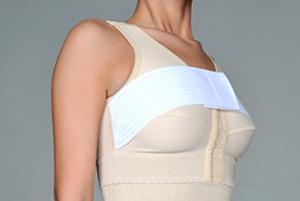 сколько носят белье после увеличения грудины